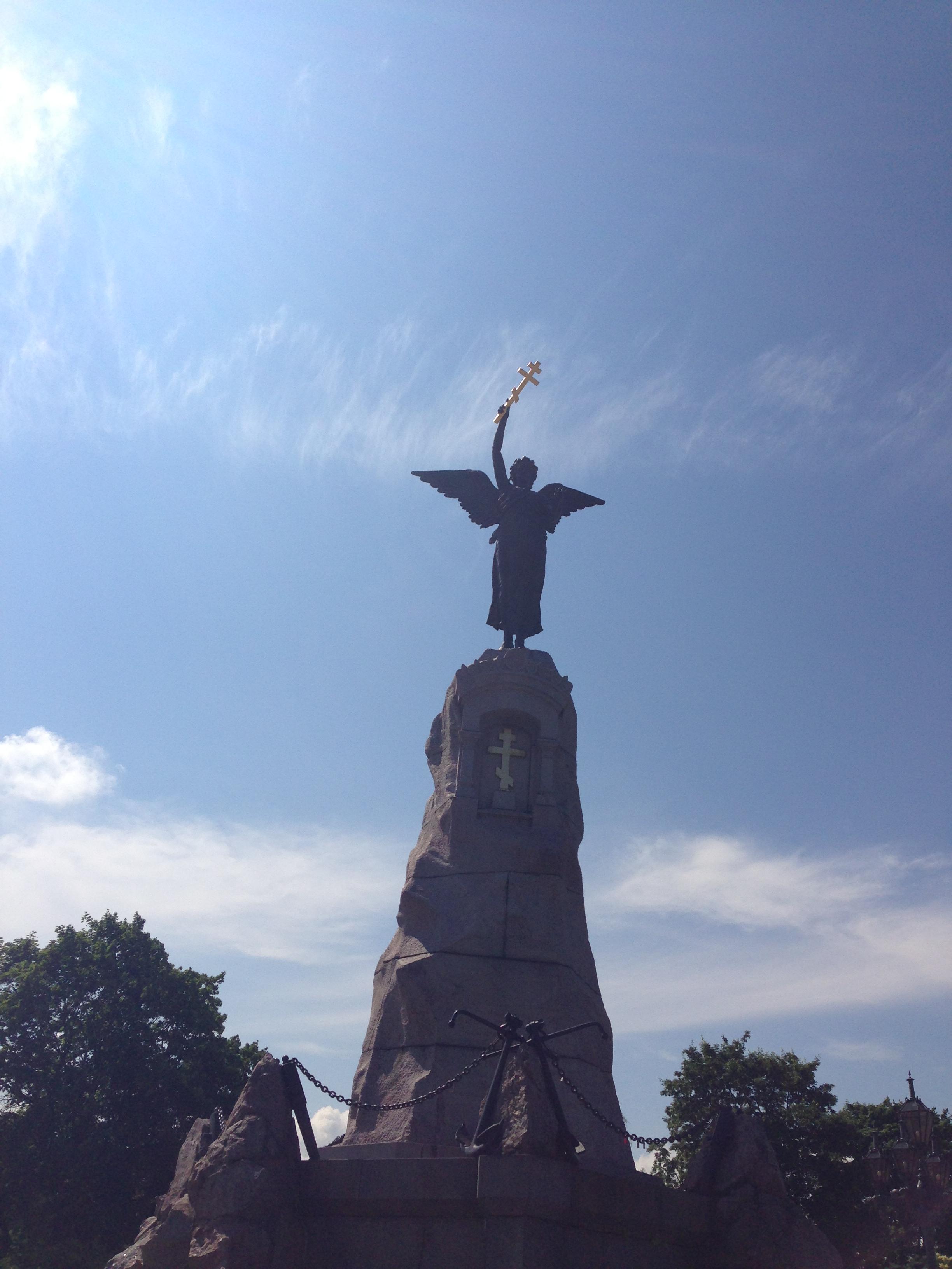 Russalka Memorial, Tallinn