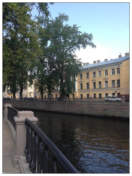 St Petersburg street