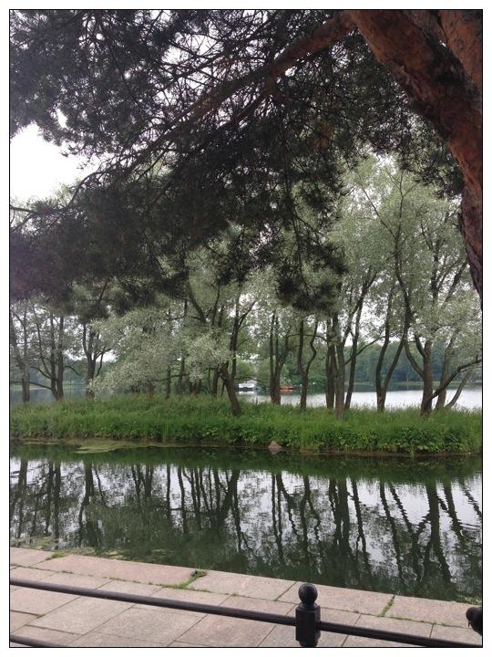 Lake at The Winter Palace